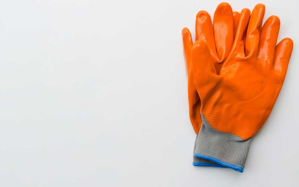 Always Wear Gloves