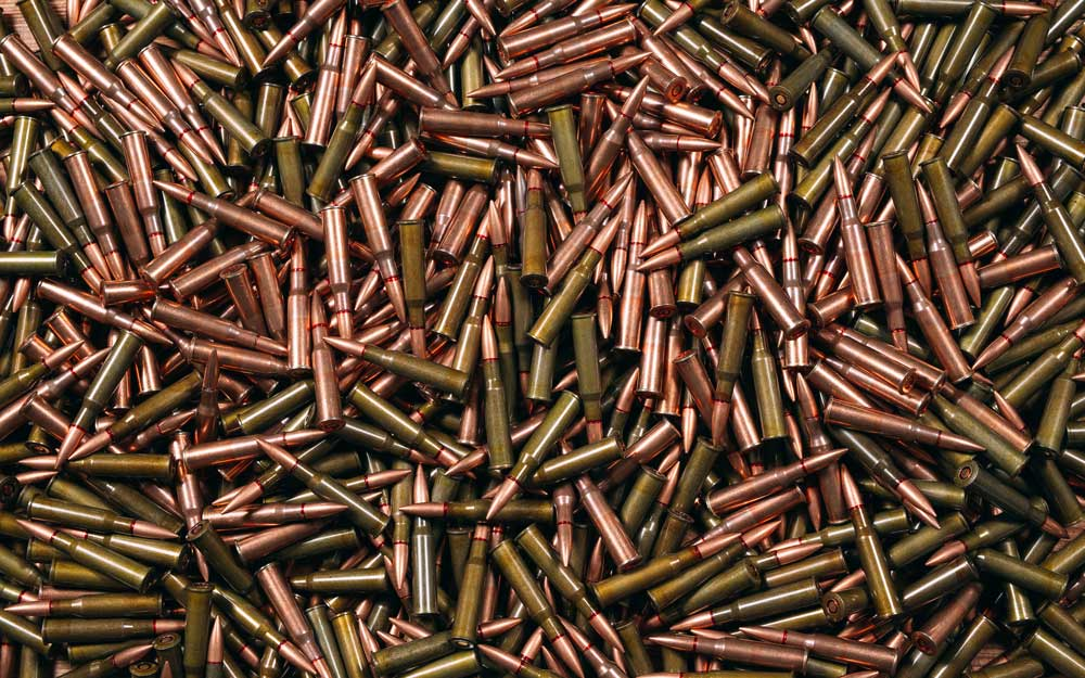 Thousands of Bullets