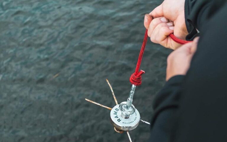 The Ultimate Beginner's Guide to Magnet Fishing